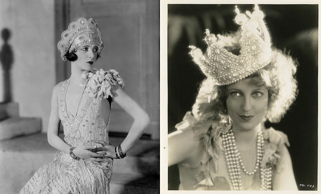 Fancy Vintage Ladies Wearing Amazing Vintage Hats