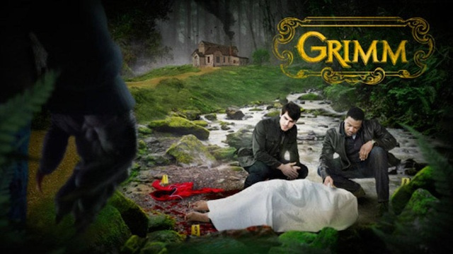Why Did NBC Clean Up Its Bloody Grimm Posters?