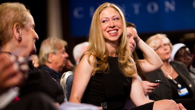 Chelsea Clinton's New NBC Gig Brings TV Closer To Total Political-Daughter Domination
