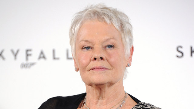 Dame Judi Dench Is Afraid Of The Dark