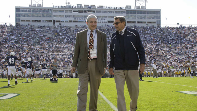 Penn State Fires President & Head Coach Over Child Abuse Scandal