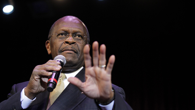 Herman Cain Accused Of Sexual Harassment