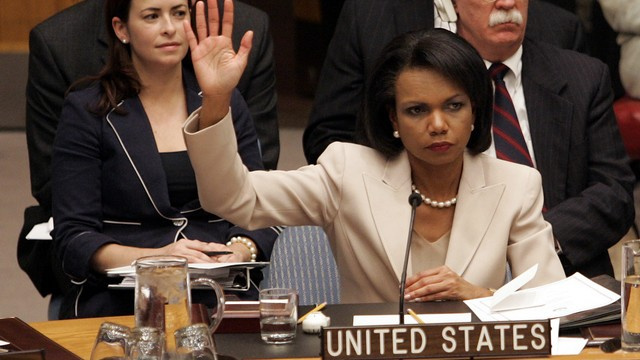 Secrets From 'Black Flower' Robot-Saint Condoleezza Rice