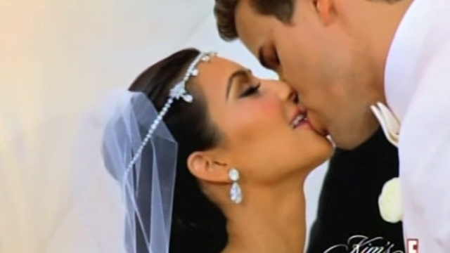Kim Kardashian's 'Fairy Tale' Wedding Was Light On Love