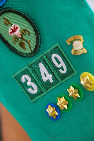 Girl Scouts Introduce New Badges
