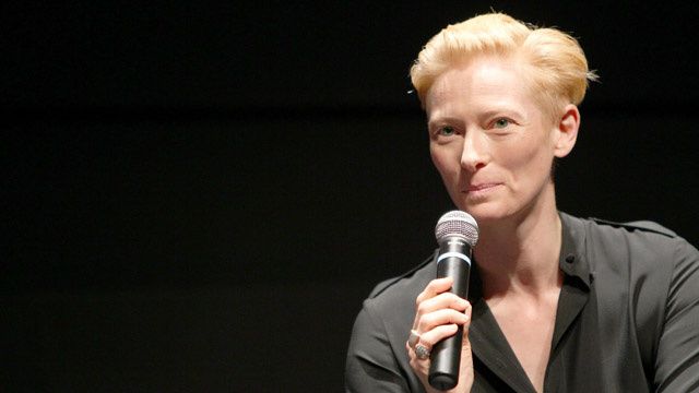 Tilda Swinton Thinks Acting Is Boring