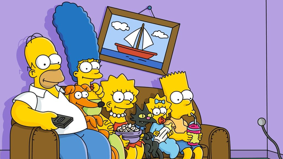 <i>The Simpsons</i> Cast Will Take A Pay Cut To Stay On The Air