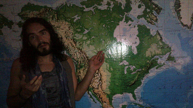Canada Refuses To Let Russell Brand Into The Country