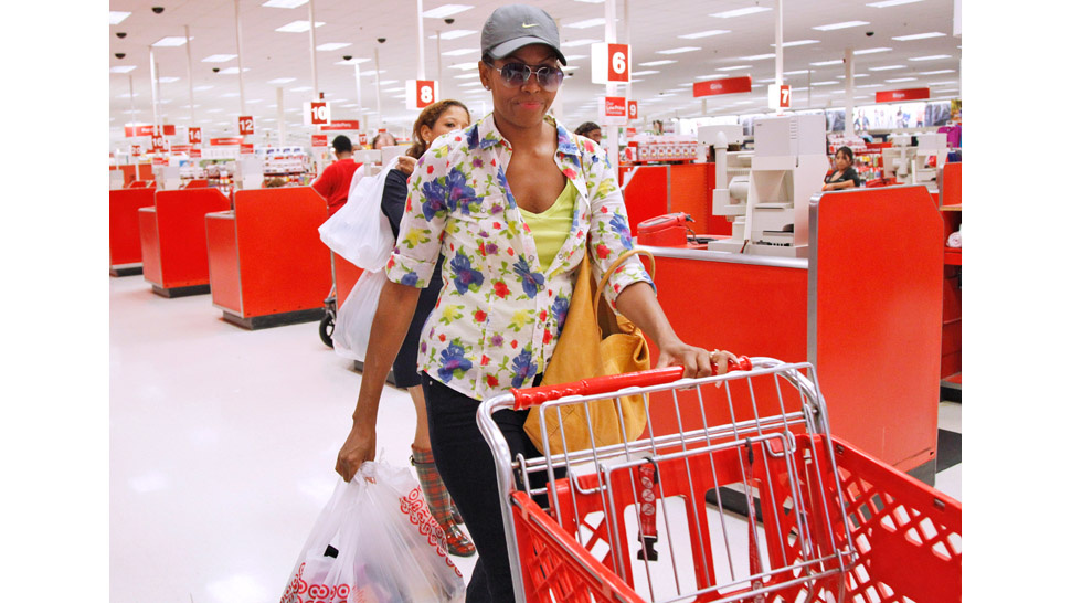 What's In Michelle Obama's Target Bags?