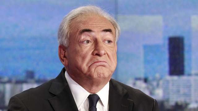 Strauss-Kahn Claims He Has Diplomatic Immunity, Seek Civil Suit Dismissal