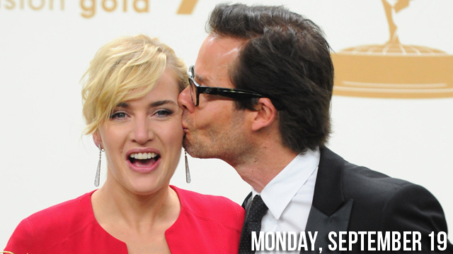 Kate Winslet's Crush On Guy Pearce & Emmy Gossip Galore!