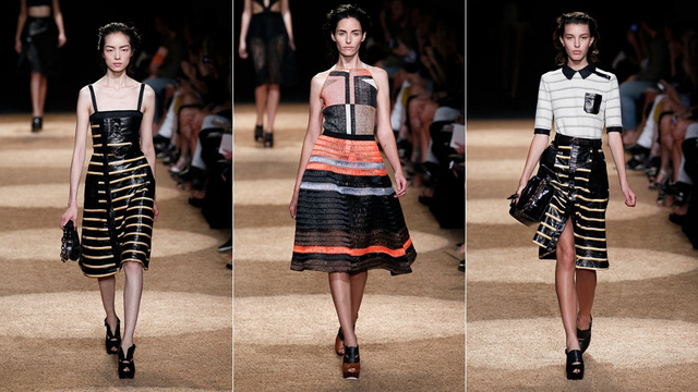Proenza Schouler Takes Space-Age Kitsch, Makes Beautiful Fashion