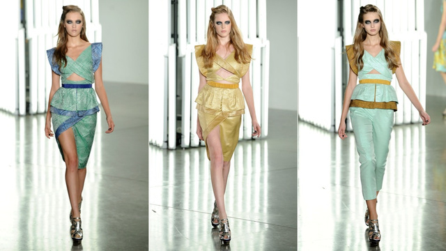 Rodarte Gives The World A Vincent Van Gogh-Inspired Collection
