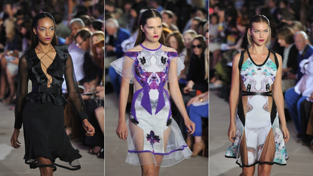 Prabal Gurung Plumps For Purple — And Nicki Minaj Showed Up