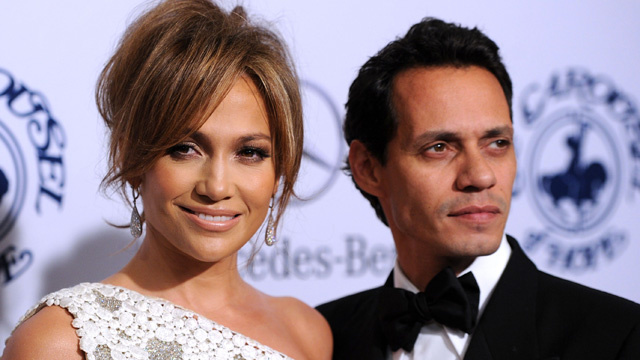 Marc Anthony Denies Cheating Rumors, Says  Marriage To J.Lo Just Didn't Work