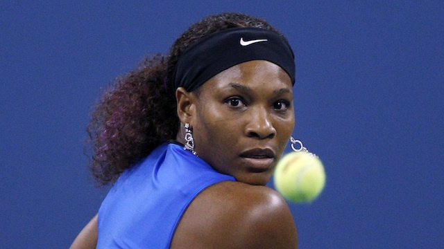 Serena Williams: 'Ladies First' Should Apply To Tennis Too