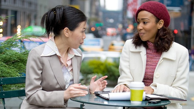 Department of Stereotypes Reports That Women Make Great Frenemies