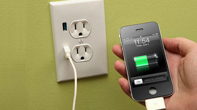 Upgrade a Wall Outlet to Charge USB Devices