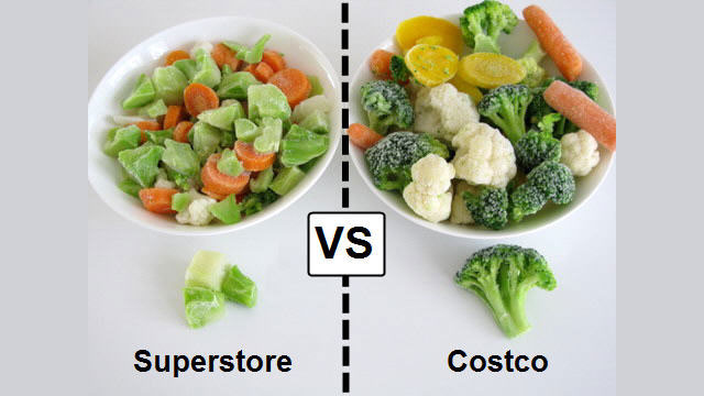 What to Buy at Costco Versus Your Grocery Store