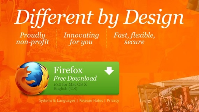 Firefox 10 Adds Better Extension Management, Full-Screen Webapps, and UI Tweaks