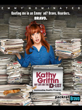 Kathy Griffin & Hoarders Duke It Out In Emmy Ads