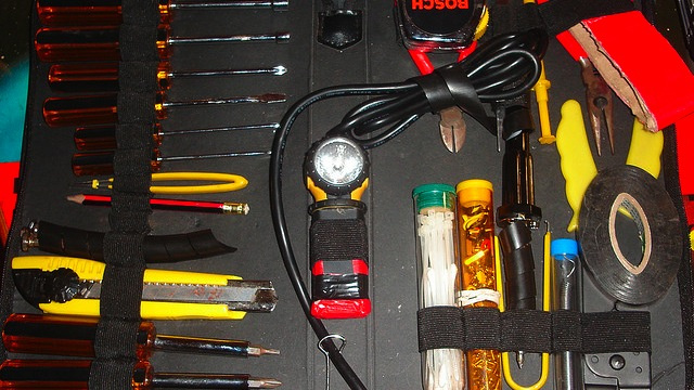 What's In Your DIY Toolkit?