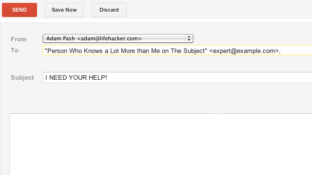 How to Ask for Help via Email (and Actually Get It)