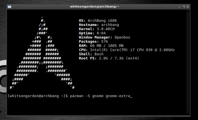 ArchBang Brings Arch Linux's Greatest Features to Your PC Without the Stressful Installation