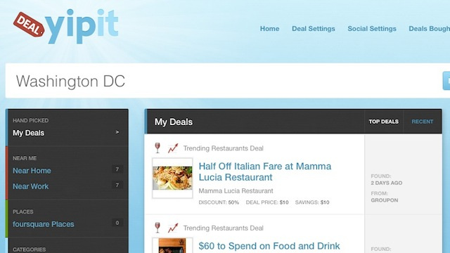 YipIt Collects Daily Deals from Around the Web, Only Sends You The Ones You Would Actually Like