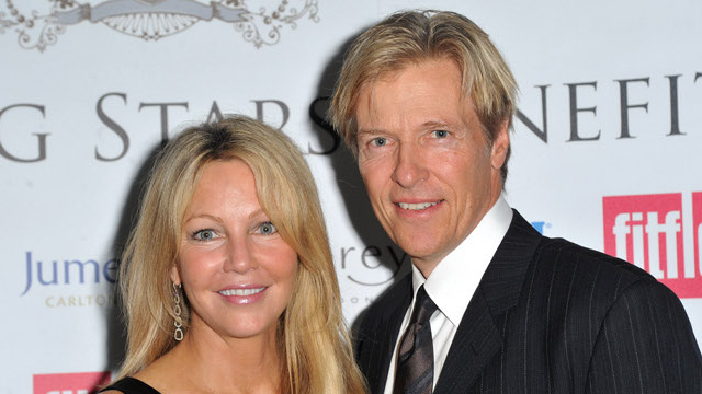 Heather Locklear Gives Marriage Another Go