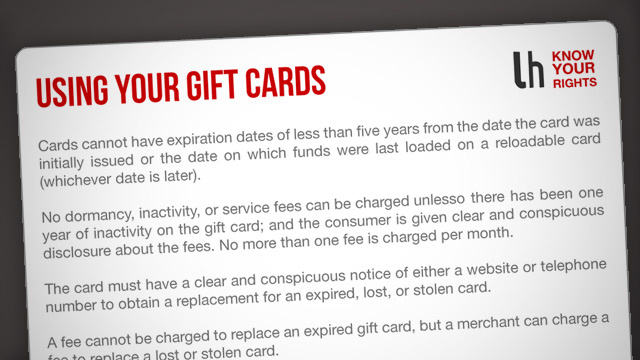 Always Know How to Deal with the Gift Card Problems by Keeping These Cards in Your Wallet