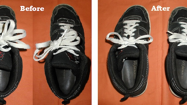Revive Old Shoelaces By Cutting Them Down and Making Your Own Plastic Tip