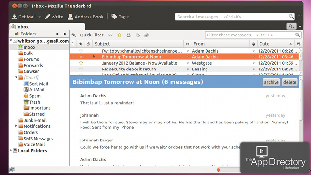 The Best Email Client for Linux