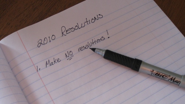 Outsource Your New Year's Resolutions to Make Them Stick