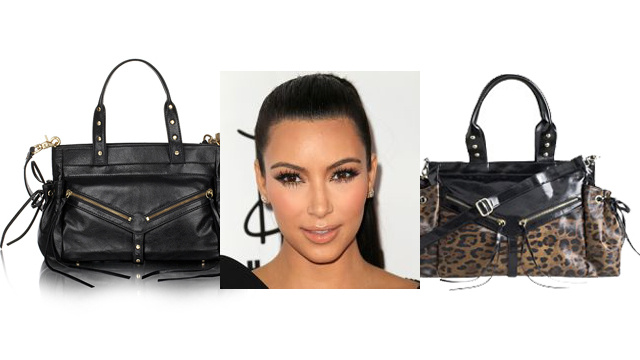 Kardashian Kollection Offers Distinctive Knock-Off Handbag