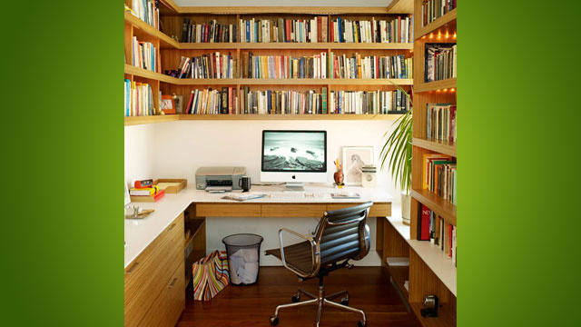 The Mini Library Workspace