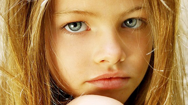Controversial 10-Year-Old Model's Mom Doesn't Quite Get It