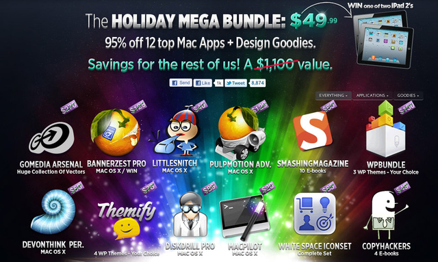 $50 Gets You Six Pretty Decent Mac Apps
