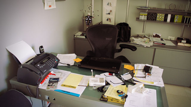 Workspace Organization Challenge: How Would You Organize This Desk?