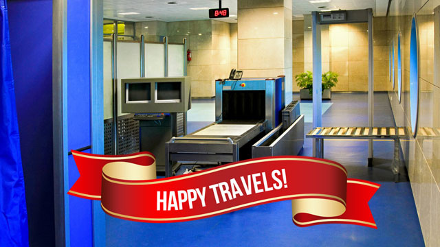 How to Deal with the New Crap You Can Expect from the TSA This Holiday Travel Season