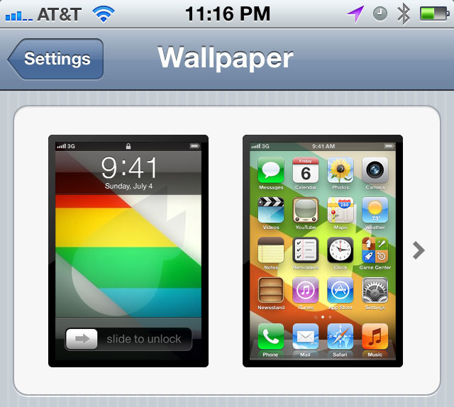 how to change your voicemail on iphone 4s