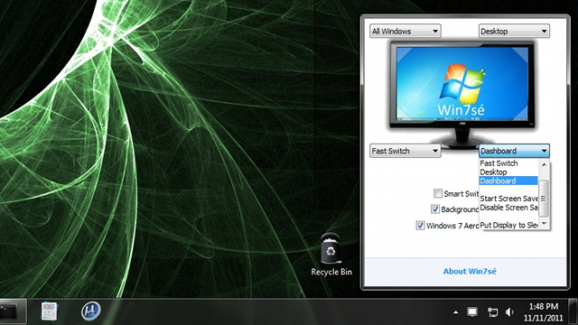 Win7sé Brings Mac-Like Screen Corners to Windows 7