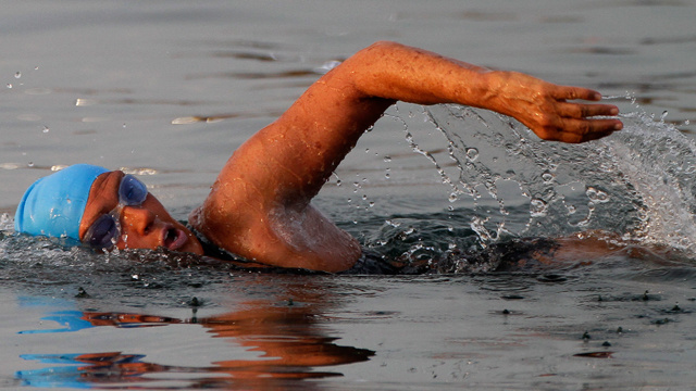 Woman Swimming To Key West From Cuba Forced To Stop Halfway
