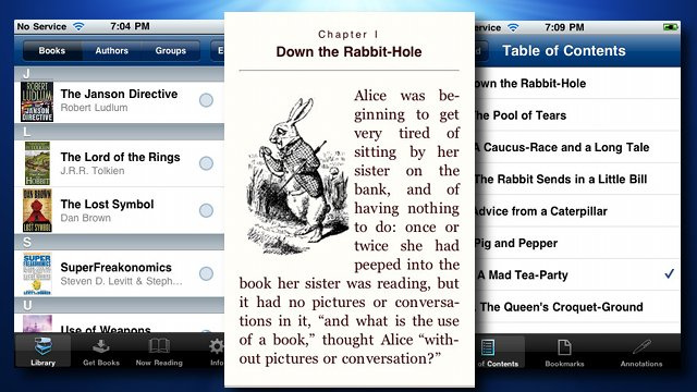 The Stanza Ereader is Back, Now with iOS 5 Compatibility