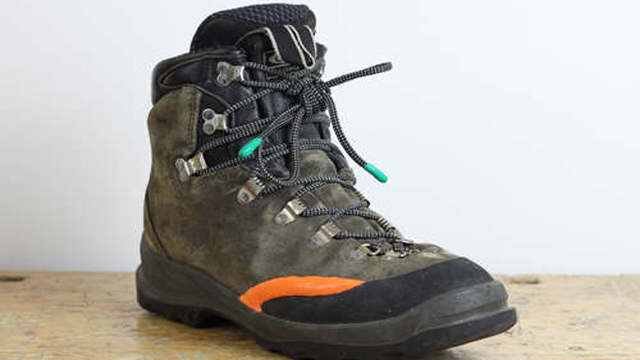 Repair Shoes with Sugru