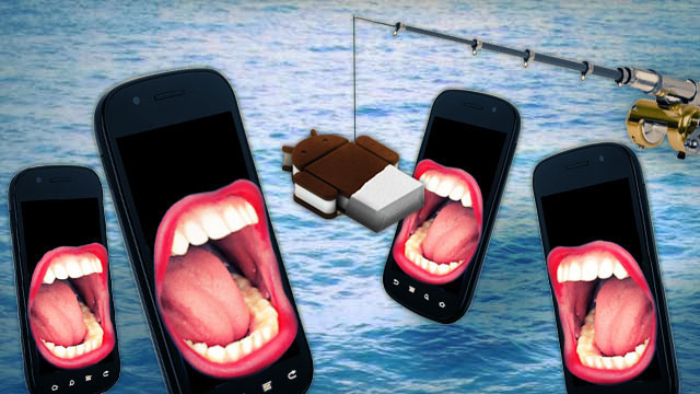 Find Out if Your Android Phone Is Getting Ice Cream Sandwich (and When)