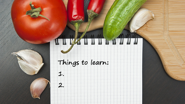 Top 10 Things Every Budding Foodie Should Know