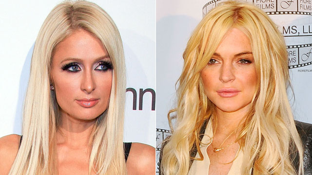 Paris Hilton And Lindsay Lohan Are Best Friends Forever (Again)