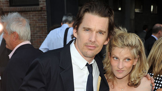 Ethan Hawke Welcomes Baby Girl