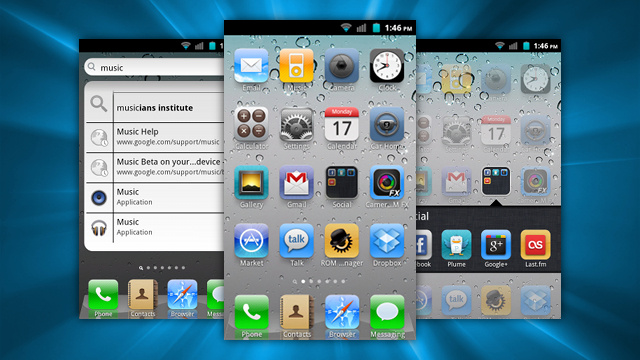 Espier Launcher Makes Your Android Phone Look Just Like iOS